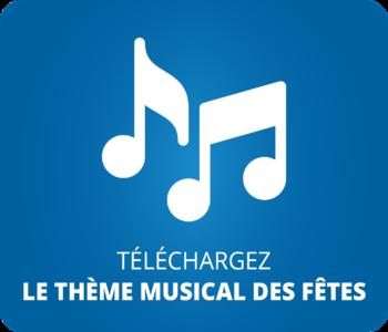 Thème musical des Fêtes